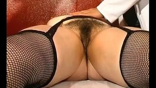 Big boobed blistering sexy MILF gets her