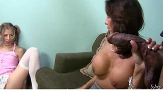 Milf Porn - Mommy gets fucked by big black monster 35