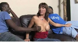 MomGoingBlack.com - Hot MILF riding black dick 3
