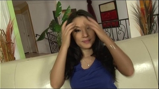 Asa Akira sucks and fucks after tells her Dirty Secrets