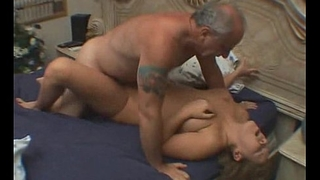 Cuckold Horny Chick Fucked By Aged Rich Guy
