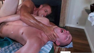 Massagecocks Hunk Ass Massage