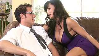 Lisa Ann is a prex milf he can'_t resist