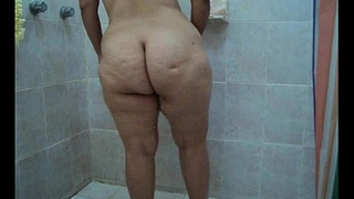 Toilet ass and hairy pussy. 84
