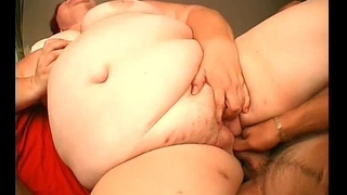 Big ass and pussy slut banging with some